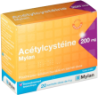 Acetylcysteine  200 mg, poudre pour solution buvable en sachet-dose